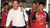 HLV Hoàng Văn Phúc và ghế HLV trưởng đội tuyển Việt Nam: Đời ngỡ là mơ