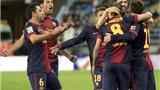 Barca, nhìn từ lượt đi: Bộ tứ huyền ảo của Tito