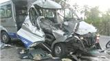 Tai nạn giao thông nghiêm trọng, 5 người bị thương nặng