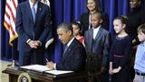 Tổng thống Mỹ công bố 23 sắc lệnh kiểm soát súng