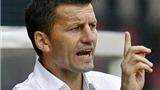 Miroslav Djukic chuẩn bị tiếp quản ghế nóng ở Valencia
