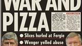 9 năm trước, vì sao Cesc Fabregas ném bánh Pizza vào mặt Sir Alex Ferguson?