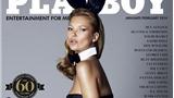 Công bố ảnh nude của Kate Moss trên ấn bản đặc biệt của Playboy
