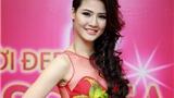 Hoa hậu Trần Thị Quỳnh làm giám khảo 'chấm' người đẹp
