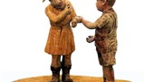 Vài suy nghĩ về triển lãm 10 năm điêu khắc toàn quốc 2013