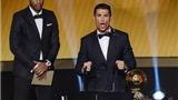 Clip, ảnh chế hài hước về tiếng hét của Cristiano Ronaldo