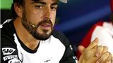 Tay đua Fernando Alonso: Thắng 'tử thần', cứu McLaren-Honda?