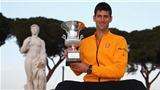 Con số bình luận: Ai cản được Novak Djokovic vào lúc này?