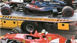 F1: Mercedes giành chiến thắng 1-2 tại Áo