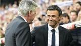 Mùa trước, 'Sếp' Barca từng liên hệ với Ancelotti