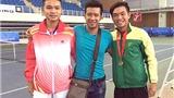 Tay vợt Trịnh Linh Giang – Đội tuyển quần vợt Việt Nam: Murray cần tập trung hơn!