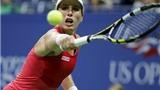 Vòng 4 đơn nữ US Open: Simona Halep niềm hi vọng của Romania