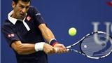 Tứ kết đơn nam US Open: Novak Djokovic khẳng định giá trị sức mạnh
