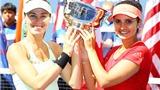 Martina Hingis giành cú đúp Grand Slam đôi: Vẫn mãi là biểu tượng