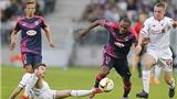 Europa League: Liverpool chia điểm, Napoli thắng tưng bừng, Đức khẳng định sức mạnh