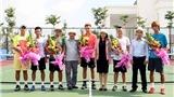 Khai mạc giải quần vợt FLC 2015 - FLC Tennis Cup 2015
