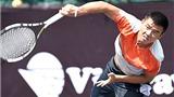 Việt Nam Open 2015: Hoàng Nam và Hoàng Thiên đều choáng ngợp