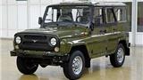 Nga sẽ lắp ráp ô tô UAZ tại Việt Nam