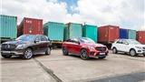 Lộ diện hình ảnh Mercedes-Benz GLE và GLE Coupé trước giờ G