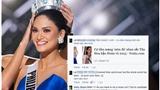 Người Việt bị chỉ trích vì tranh cãi về Tân Hoa hậu Hoàn vũ