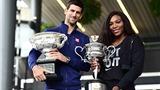 Australian Open 2016: Djokovic vẫn 'vô đối' nhưng Serena thì không