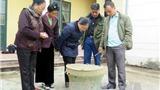 Cuốc đất làm nương ở Điện Biên, phát hiện trống đồng rất lạ