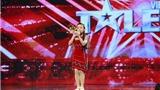 Bé 12 tuổi hát 'Cô gái vót chông' vào top 49 Got Talent