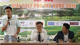 Giải golf Phú Mỹ Hưng lần 3-2016: Trần Lê Duy Nhất sẽ đứng lớp