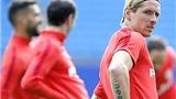 Atletico đóng cửa 'luyện công'