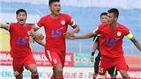 Vòng 9 giải hạng Nhất QG Kienlongbank 2016: Khó cho nhóm đầu