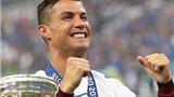 Cristiano Ronaldo 'vô đối' trên Facebook trong dịp EURO 2016