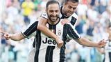 Juventus 3-1 Sassuolo: Một mình Higuain '90 triệu' chấp tất!