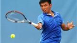 Lý Hoàng Nam vào bán kết đôi nam ở giải Vietnam F4 Futures