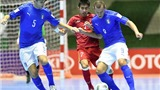 HLV futsal Trương Quốc Tuấn: 'Futsal rất hợp với Việt Nam'