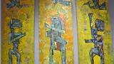 5 họa sĩ Sài Gòn và 8 họa sĩ Hà Nội cùng kết nối