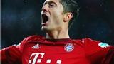 Lewandowski chấm dứt cơn khát bàn, Bayern lại thắng dễ