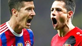Lewandowski vs. Chicharito: Trận chiến 'thợ săn'