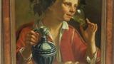 Bức tranh thế kỷ 17 'Young Man as Bacchus' được tìm thấy sau 80 năm 'biến mất'