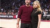 CHÙM ẢNH: Sao bóng rổ hạnh phúc bên 'người thương' trong ngày Valentine