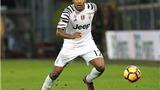 Alex Sandro trở lại và giúp Juve hành hạ Porto?
