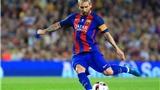 Phát kiến đá phạt mới giúp Messi suýt ghi bàn có một không hai