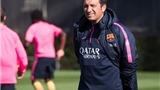 Ứng viên đầu tiên từ chối thay thế Luis Enrique ở Barcelona là ai?