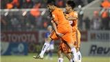 SHB Đà Nẵng 2-0 Than Quảng Ninh: HLV Huỳnh Đức không hài lòng với hàng công