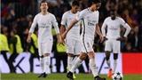 Trận thua của PSG trước Barca bị so sánh với thất bại thảm họa của tuyển Pháp
