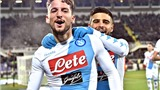 Những 'chú lùn' của Napoli khuynh đảo Serie A