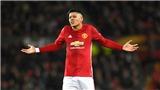 Man United: Rojo có tiến bộ, nhưng còn đá lóng ngóng lắm