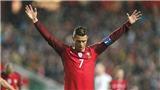 Với Ronaldo, đừng gọi anh ấy là 'GIÀ' khi mới 32 tuổi