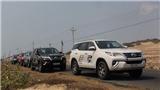 Xuyên Việt với 'vua SUV'