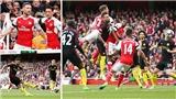 ĐIỂM NHẤN Arsenal 2-2 Man City: Tiệc tấn công kém vui. Guardiola 'lây' bệnh hòa từ... Mourinho