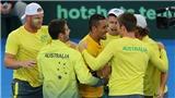 Tennis ngày 10/4: Đội tuyển Việt Nam tụt hạng. HLV Mỹ tin Kyrgios sẽ vào Top 5 ATP năm nay
